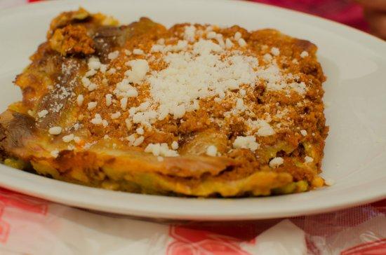 Albertini Bar Gelateria Paninoteca: Lasagna