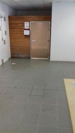 Cerise Carcassonne Sud: Le sauna