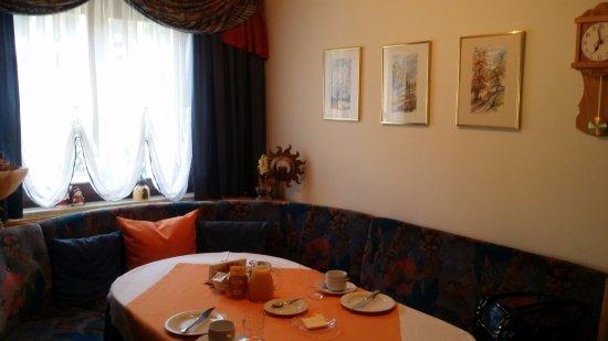 Gosau, Austria: Breakfast Room