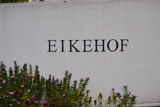 Franschhoek, South Africa: Eikehof Winery