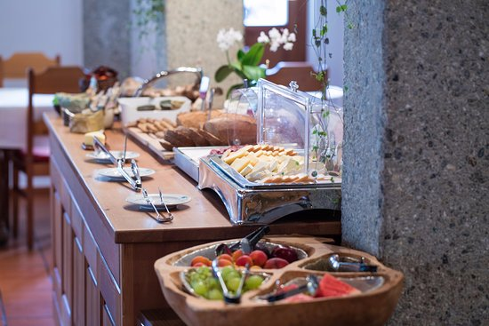 Hotel Glocke : Frühstücksbuffet