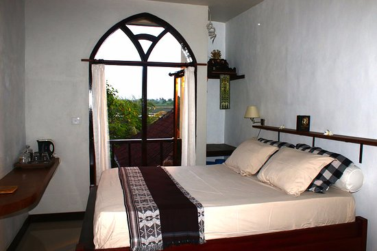 Tanah Lot, Indonesien: Double Room