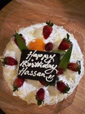 Pleasing Happy Birthday Cake Picture Of Dubai Limousine Tripadvisor Funny Birthday Cards Online Alyptdamsfinfo