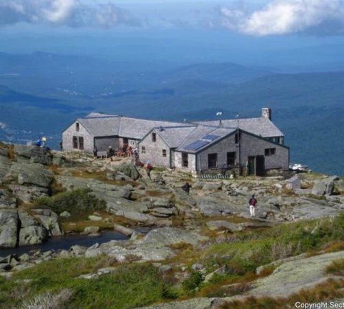 Lakes of the Clouds Hut: photo0.jpg