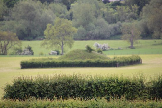 Donore, Irlanda: There are other smaller mounds nearby-they haven't been opened