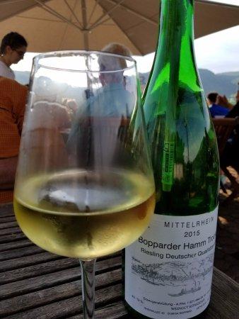 Karmeliter Hof: Great Wine