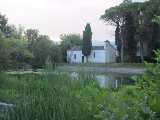 Godega di Sant'Urbano, İtalya: Il paesaggio circostante.