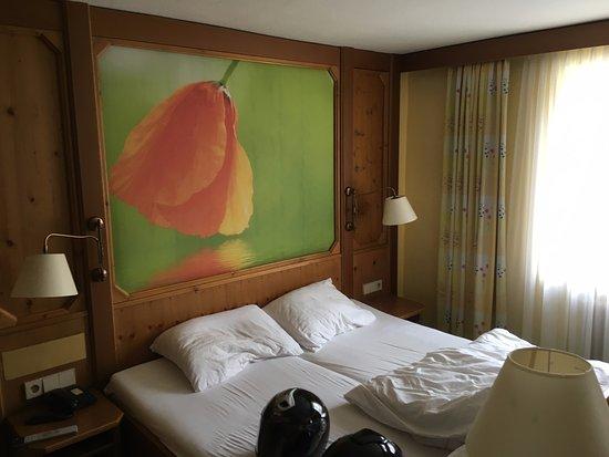 Hotel Gasthof Stift : Zimmer /Bett