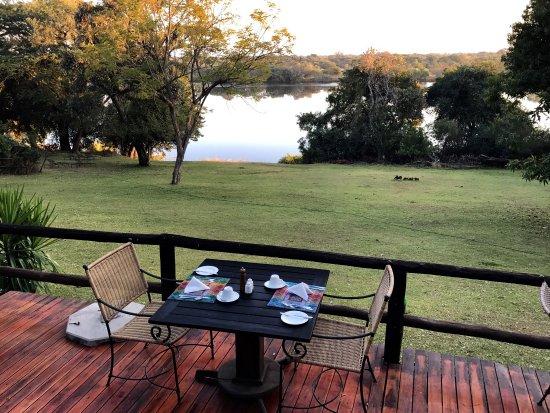 Kazungula, Zambia: Scenes around Kubu Lodge