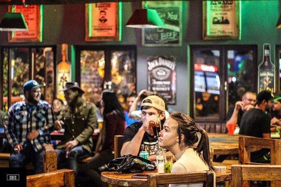 Potchefstroom, Zuid-Afrika: Texas Rock Bar