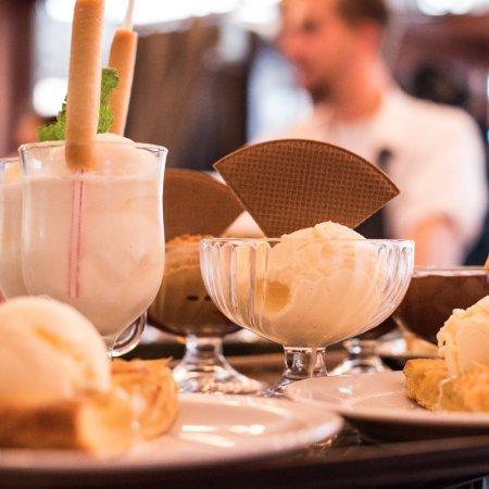Оверийсе, Бельгия: Grands choix de glaces et sorbets artisanaux