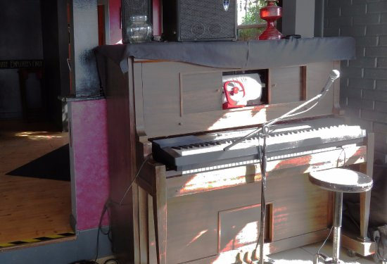 Solomons, MD: The Old Player Piano