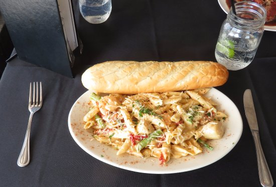 Solomons, MD: The Chesapeake Penne and BREAD!