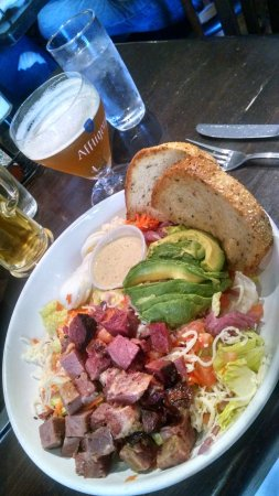 Menlo Park, Kalifornien: Pastrami Salad