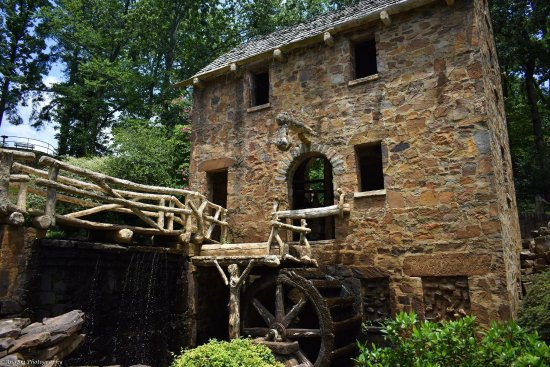 North Little Rock, AR: The Old Mill