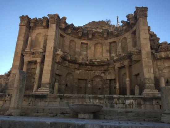 Jerash-ruinene: jerash
