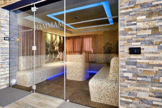 Hotel Terme Paradiso: Bagno turco