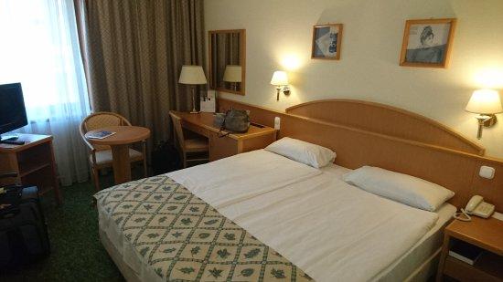 Снимок Hotel Erzsebet City Center