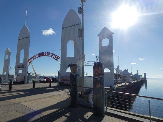 Geelong, Australia: entrada