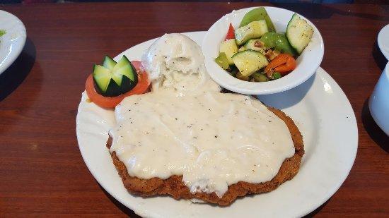 La Mesa, CA: Chicken Fried Steak Dinner