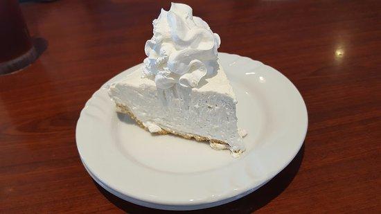 La Mesa, CA: Cheese Cake Dessert