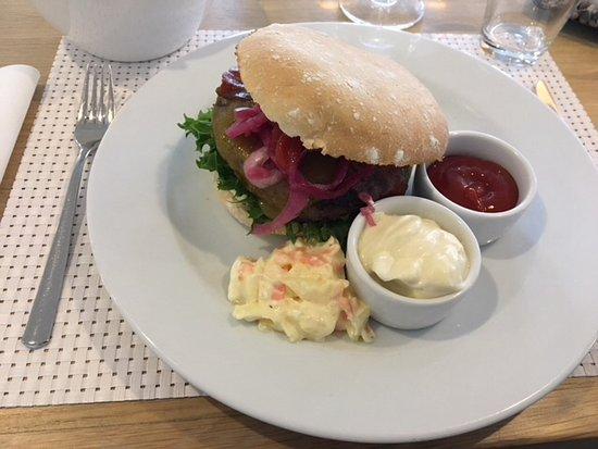 Faros: Burger