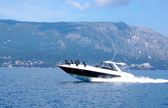 Corfu/Paxos Motor Yacht