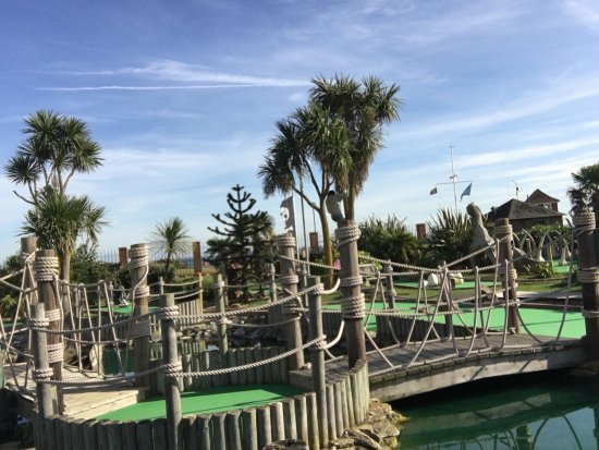 ‪‪Mundesley‬, UK: Adventure Island Golf‬