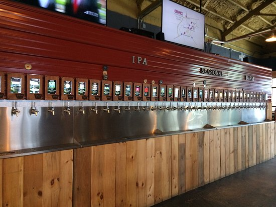 Pour Taproom: Greenville
