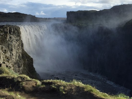 Миватн, Исландия: Dettifoss Waterfall