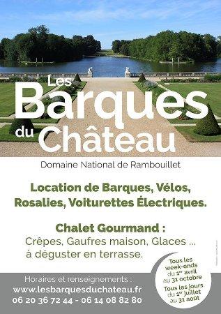 Les Barques du Chateau: Pour un bon moment de détente...
