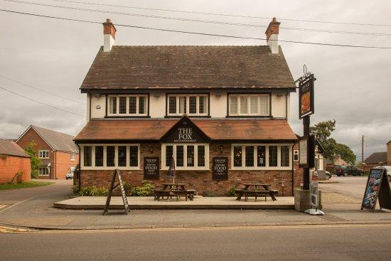 Crewe, UK: The Fox