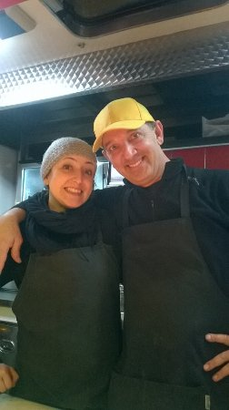 Vezzano Ligure, Italy: La Debby !!