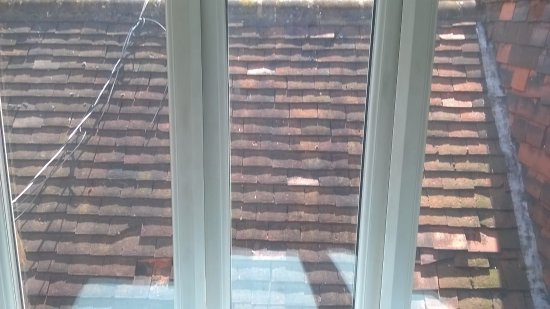 Datchet, UK: The other view from Executive room