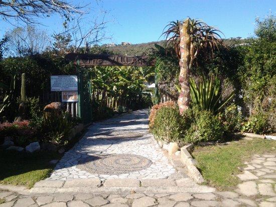 Plettenberg Bay, Zuid-Afrika: Entrance