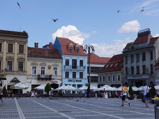 Council Square: More square
