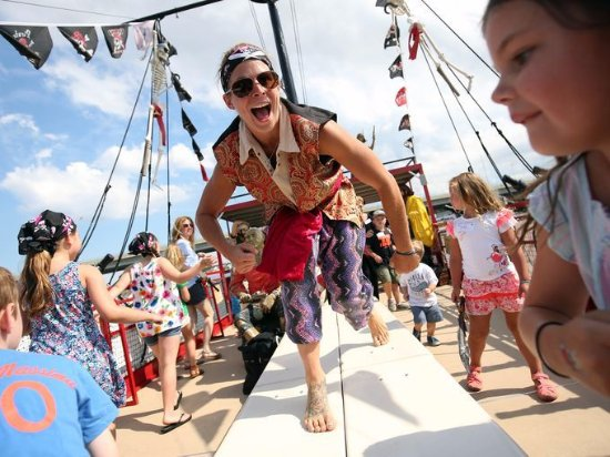 Brick, NJ: Pirate Dance Party