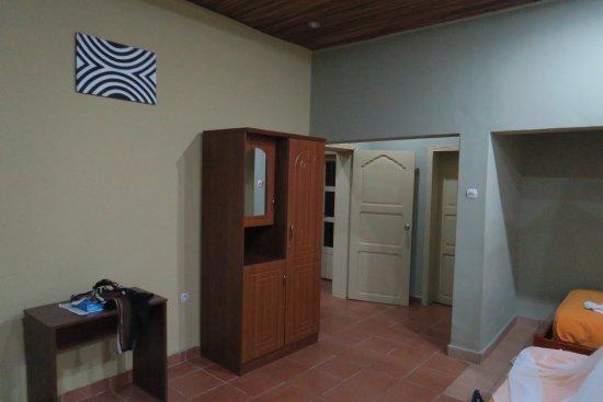Gisakura, รวันดา: Backpackers style room
