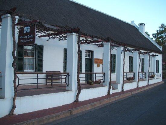 Calitzdorp, Zuid-Afrika: beautiful old building