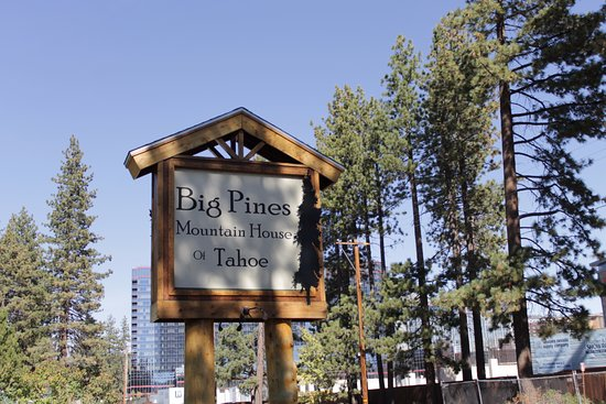 Big pines mountain house of tahoe 79 9 9 updated for Mountain house media