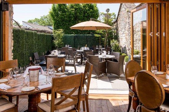 Cowbridge, UK: Our historic walled garden