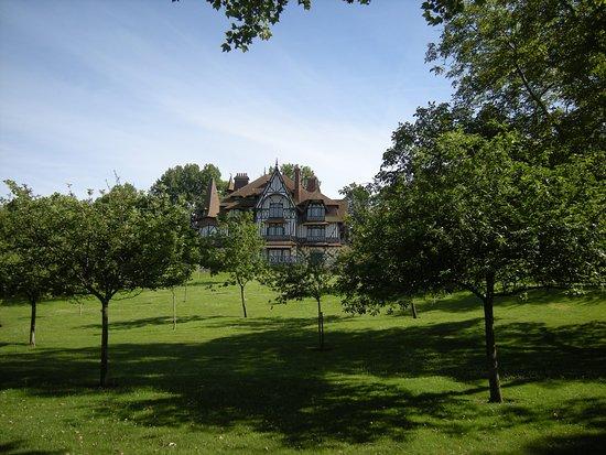 Deauville, Frankrijk: The villa