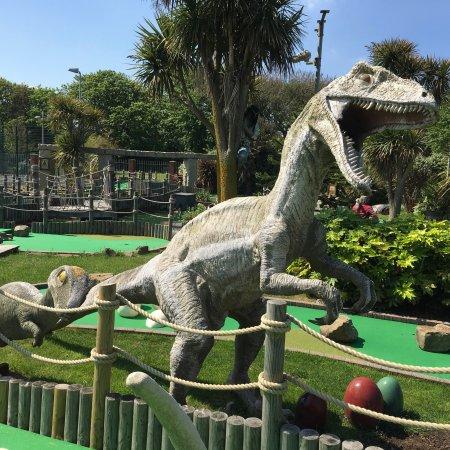 Mundesley, UK: Adventure Island Golf