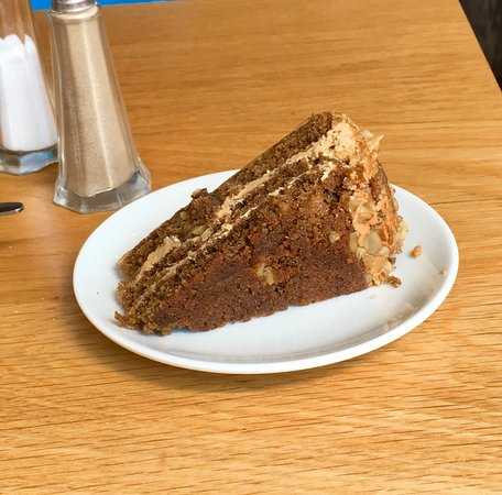 Rustington, UK: Coffee and cake