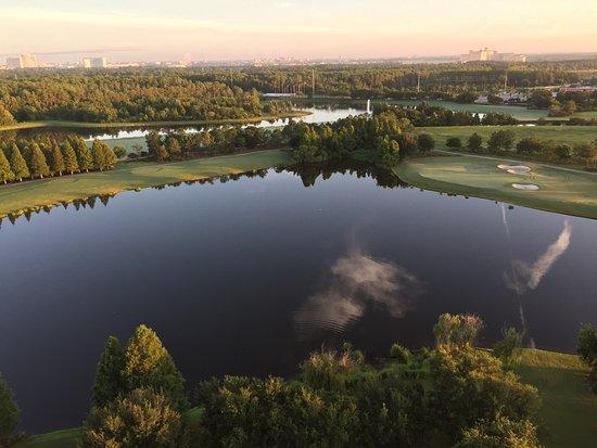 The Ritz-Carlton Orlando, Grande Lakes: View from the Balcony