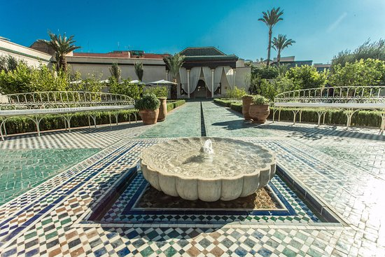 le jardin secret marrakech all you need to know before you go with photos tripadvisor. Black Bedroom Furniture Sets. Home Design Ideas