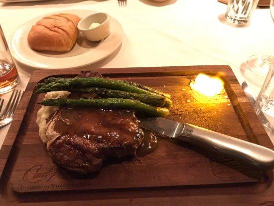 Cool River : KC Steak