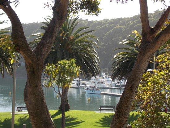 Picton, Selandia Baru: promanade walk