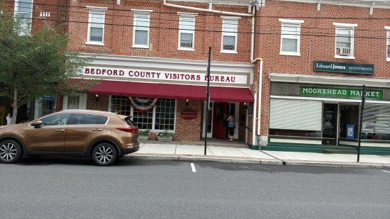 Bedford County Visitors Bureau