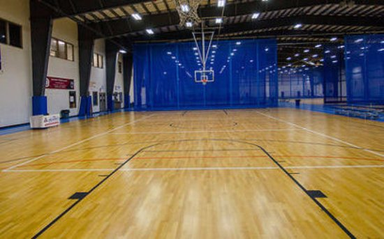 Indoor Basketball Courts Picture Of Starland Sports